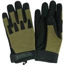 Xtreme Endurance Heat Shield Mechanics Glove - Olive Drab