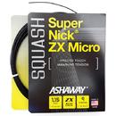Ashaway Supernick ZX Micro Squash (Black)