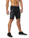 Fromuth MA3519-BLK 2XU Men's Compression Short