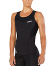 Fromuth WA2268-BLK 2XU Women's Base Compression Tank