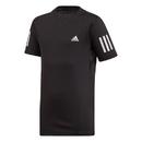 Adidas Du2487 Boys Club 3 Stripe Tee
