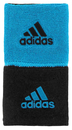 Adidas 5132190 Interval Reversible Wristband-Small
