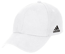 Adidas NG96Z-013 Structured Adjustable Cap (U), White