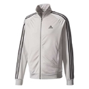 Adidas BS2226 Essentials Track Jacket (M), MGH Solid Grey/Black