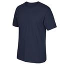 Adidas 3720-CON Short Sleeve Logo Tee, Collegiate Navy
