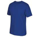Adidas 3720-CLY Short Sleeve Logo Tee, Collegiate Royal