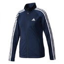 Adidas BK4657 Designed 2 Move Track Jacket (W), Collegiate Navy/White