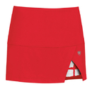 Duc W1673-RDW Peek-A-Boo Skort, Red/White