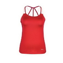 Duc W1703-Rd Team Chic Strappy Tank (W)