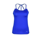 Duc W1703-RY Team Chic Strappy Tank (W), Royal/White