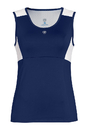 Duc W1671-NVW Look-Out Tank, Navy/White