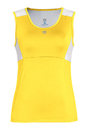 Duc W1671-GDW Look-Out Tank, Gold/White