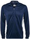 Fila TM171UW1-412 Core Half Zip Jacket, Navy/White