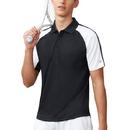 Fila TM181R35-001 Core Polo, Black/White