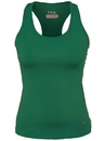 Fila TW153KG8-302 Core Racerback Team Tank, Team Forest Green