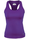 Fila TW153KG8-500 Core Racerback Team Tank, Team Purple