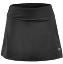 Fila TW153KH4-001 Core Team A-Line Skirt, Black