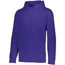 Augusta  5505-050 Wicking Fleece Hooded Sweatshirt (M)