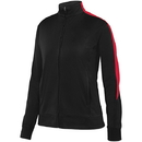 Augusta 4397-424 AUG-MEDALIST JACKET(W) BLK/RED