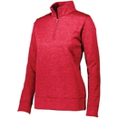 Augusta 2911-040 STOKED 1/4 ZIP (W) RED