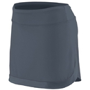 Augusta 2410-59A AUG-COLOR BLOCK SKIRT(W) GRY