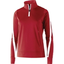 Holloway 229392-408 Determination 1/4 Zip (W)