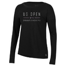 Us Open Uw0895-999 Under Armour Performance L/S (W)