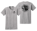 Us Open Eb1142582-Grey 2019 Pencil Racket Tee (M) Grey