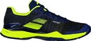 Babolat 30S18629-4025 Jet Mach II All Court (M), Estate Blue/Fluo Yellow