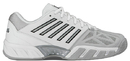 K-Swiss 05366-153 Big Shot Light 3 (M), White/Silver