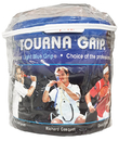 Tourna TOUR-30 Grip Blue Roll (30X) Vinyl Case