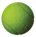 Donxing Usa IE009 Tennis Ball Car Magnet
