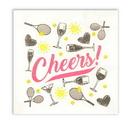 Tennis Cheers! Cocktail Napkins (20X)
