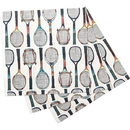Fromuth QGW9A Tennis Racket Cocktail Napkins (20x)
