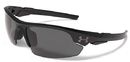 Under Armour 8600096-000933 Windup Youth (Game Day Lens) Shiny Black