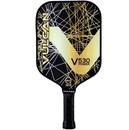 Vulcan V530-LAZGLD V530 Power Pickleball Paddle (Gold Lazer)