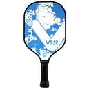 Vulcan V540-BLUSPLT V540 Hybrid Picklball Paddle (Blue Splatter)
