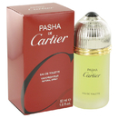 Cartier 400336 Eau De Toilette Spray 1.6 oz, For Men
