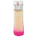 Touch of Pink by Lacoste Eau De Toilette Spray (Tester) 3 oz For Women