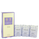 Yardley London 515298 3 x 3.5 oz Soap 3.5 oz, For Women