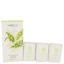 Yardley London 535326 3 x 3.5 oz Soap 3.5 oz For Women