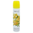 Yardley London 543952 Body Spray 2.6 oz,for Women