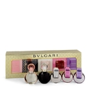 Bvlgari 547618 Gift Set -- Women's Gift Collection Includes Goldea The Roman Night, Rose Goldea, Omnia, Omnia Pink Sapphire and Omnia Amethyste,for Women