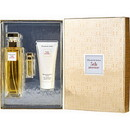 Fifth Avenue By Elizabeth Arden Eau De Parfum Spray 4.2 Oz & Body Lotion 3.3 Oz & Parfum .12 Oz Mini For Women