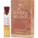 Accenti By Gucci Edt Vial On Card For Women