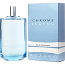 Chrome Legend By Azzaro Edt Spray 4.2 Oz For Men