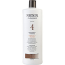 Nioxin By Nioxin System 4 Cleanser For Fine Chemically Enhanced Noticeably Thinning Hair 33.8 Oz (Packaging May Vary) For Unisex