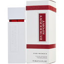 Burberry Sport By Burberry Edt Spray 2.5 Oz For Women