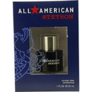 All American Stetson By Coty Cologne Spray 1 Oz For Men