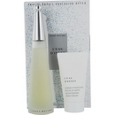 L'Eau D'Issey By Issey Miyake - Edt Spray 3.3 Oz & Body Cream 2.6 Oz (Travel Offer) , For Women